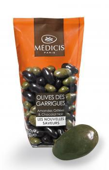 Cake Aux Olives Verte Et Noire